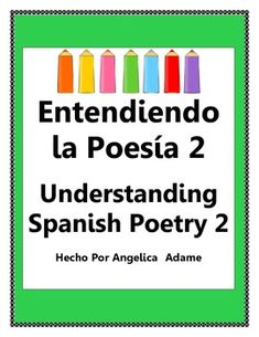 Students will use their knowledge on sensory details, rhyming, rhyming patterns, main idea, and character- problem - solution to understand fun sensory poems.