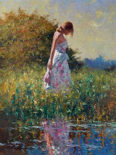 Robert Hagan - Beautiful Reflection