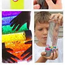Sensory Bottles for Kids