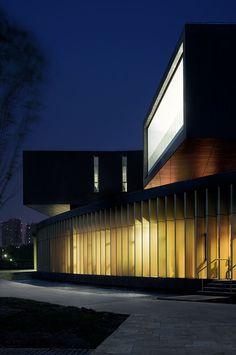 business school à Pékin / AXCT Arquitectos