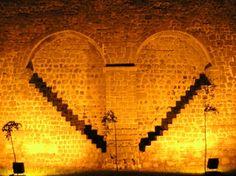 City Walls from Diyarbakir, Turkey ( expression of Love)