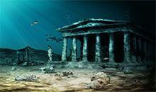 L'Atlantide, la cité engloutie