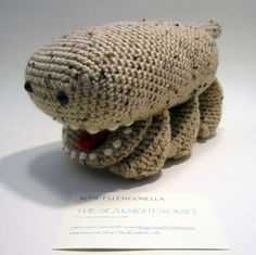 CROCHET PATTERN Freckled Woola Amigurumi