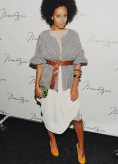 Celeb style: Solange Knowles