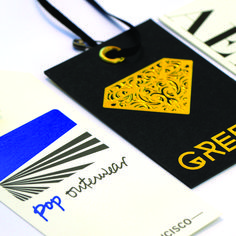 56 best screen printing images on pinterest business cards carte if you looking for hang tags printing in las vegas in any size shape paper or ink with drilled holes and strings reheart Choice Image