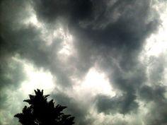 Cielo nublado 20.04.2014  Bajío :3
