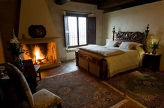 Parma, Italy - Located off the beaten path in Parma, Italy, right in the center of Prosciutto, cheese, and vinegar country, you will find this 6 bedroom romantic relais.
