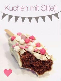 Die 66 Besten Bilder Von Kuchen Am Stiel Birthday Cakes Yummy