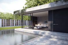 Фото — Вarbeque House — Architecture