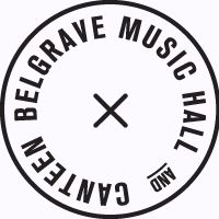 Belgrave Music Hall and Canteen - Leeds Leeds Bars, Logo Food, Logo Google, Canteen, Logo Design, Music, Yorkshire, Brand Identity, Europe