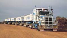 road trains in australia - Google Search