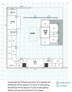 kitchen lighting placement. RE: Best Placement For Kitchen Recessed Lighting