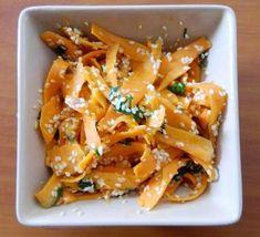 Szezámmagos répasaláta Ethnic Recipes, Food, Essen, Meals, Yemek, Eten