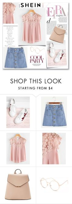 """Cutiepie"" by musicajla ❤ liked on Polyvore featuring Post-It, MANGO and Full Tilt"