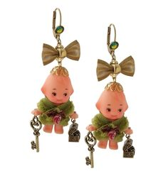 Beautiful earrings from the Michal Negrin 2011 Collection