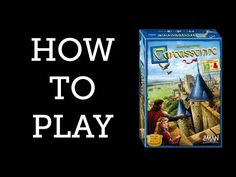 How to Play - Carcassonne - The Games Capital - YouTube