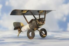 Steampunk Airplane