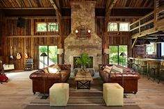 43 Fabulous barn conversions inspiring you to go off-grid-SR
