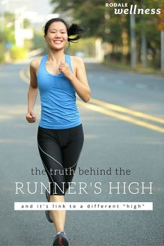 The truth behind a runners high.
