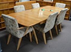 Heywood Wakefield Table and Chairs