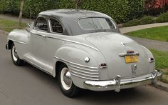 1942 Chrysler Windsor Highlander Maintenance/restoration of old/vintage vehicles: the material for new cogs/casters/gears/pads could be cast polyamide which I (Cast polyamide) can produce. My contact: tatjana.alic@windowslive.com