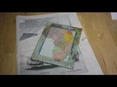 DIY - Decora un marco de fotos - Fácil - YouTube