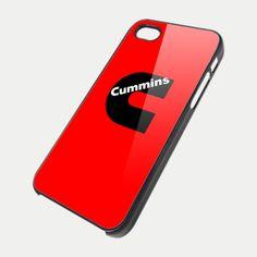 CUMMINS LOGO for iPhone 4/4s/5/5s/5c, Samsung Galaxy s3/s4 case