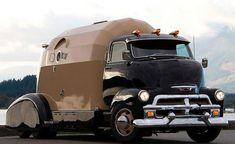 Chevrolet Camper Custom