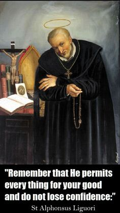 ~St. Alphonsus Liguori