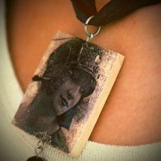 Polymer Clay Pendant Tutorial ... http://savedbylovecreations.com/2011/08/easy-clay-image-transfer.html#