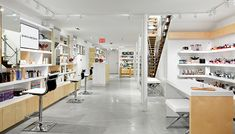 Birchbox first store - Soho, London