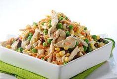 ¡Pa´l almuerzo! Un delicioso salpicón de pollo