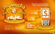 REDE - Promo De Natal. on Behance