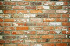From old schoolhouses to factories, we curate old full bricks and slice them into thin brick veneer and floor tiles, while keeping the antique look. Brick Interior, Interior Walls, Thin Brick Veneer, Brick Projects, Diy Projects, Stone Farms, Brick Face, Brick Tiles, Adhesive Tiles