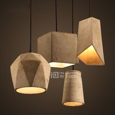 Cheap nordic vintage, Buy Quality pendant lamp directly from China chandelier pendant lamp Suppliers: Nordic Vintage Cement Loft Corridor Chandelier Pendant Lamp Cafe Ball Bar Store Hall Bedroom Droplight Home Decor