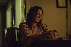Maggie and Vic meet face-to-face but the medium offers more answers than questions on an all-new episode of on AMC. Ashleigh Cummings, Nos4a2, Lost People, Series Premiere, Horror Show, The Real World, Season 1, Photo Credit, Pop Culture