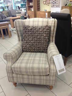 Gorgeous Sherlock chair from Next