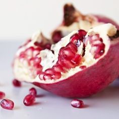 Pomegranate | beautiful and exotic fruit