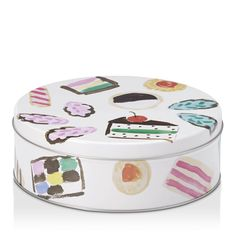 kate spade new york Kitchen One Smart Cookie Cookie Tin with 3 Cookie Cutters