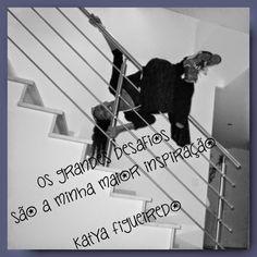 Katya Figueiredo: Obstáculos