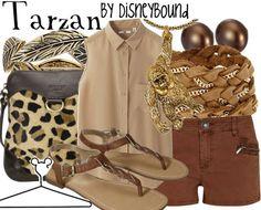 tarzan | Disney Bound
