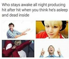 I was crying until I noticed the bottom left picture was tae dabbing