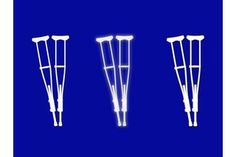 If you're stuck using crutches due to a foot or leg injury, you can make the experience a little more comfortable and fashionable designing your own homemade crutch covers. Homemade crutch covers are easy to make using a few household items and help to relieve underarm discomfort through daily use. Although padding your crutches will make them...