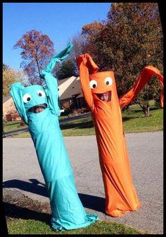 Halloween Costume Ideas Diy, Funny Diy Costumes, Funny Group Halloween Costumes, Pumpkin Halloween Costume, Easy Diy Costumes, Last Minute Halloween Costumes, Costumes Kids, Women Halloween, Scary Halloween