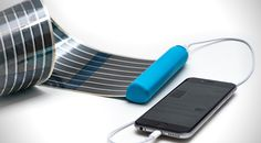 Say goodbye to dead phone batteries.