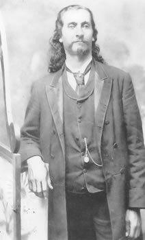 Tsa-la-di-hi (aka Nimrod Jarrett Smith) - Cherokee - before 1893