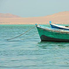 2 boats - Paracas, Peru