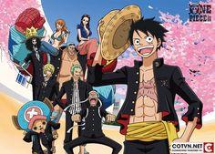Sẽ ra sao khi One Piece là trường học   Cotvn.Net