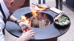OFYR - The art of outdoor cooking Lobster with creamy butter