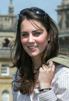 Hair history: Kate Middleton - Woman's Own